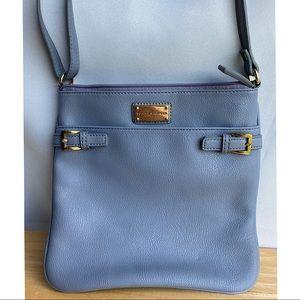 Tommy Hilfiger light blue crossbody bag